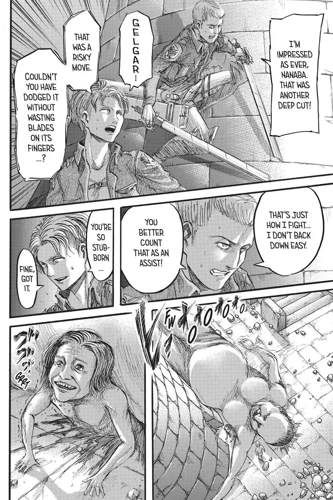 Attack on Titan Chapter 39  Online Free Manga Read Image 14