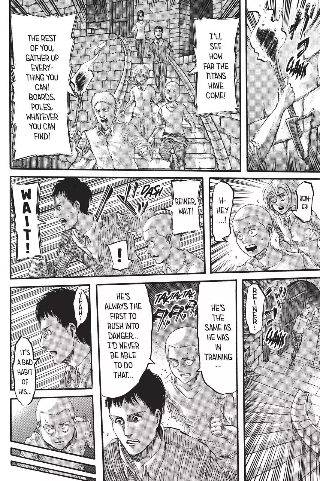 Attack on Titan Chapter 39  Online Free Manga Read Image 18