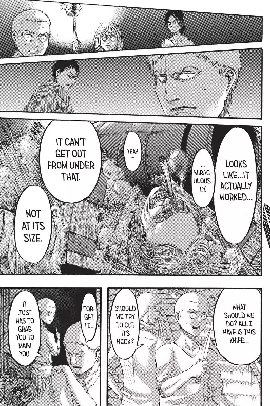 Attack on Titan Chapter 39  Online Free Manga Read Image 31