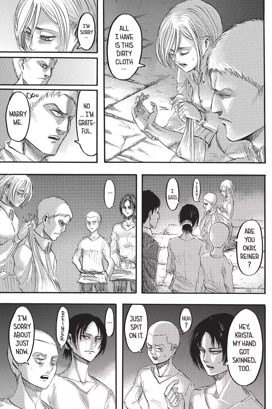 Attack on Titan Chapter 39  Online Free Manga Read Image 39