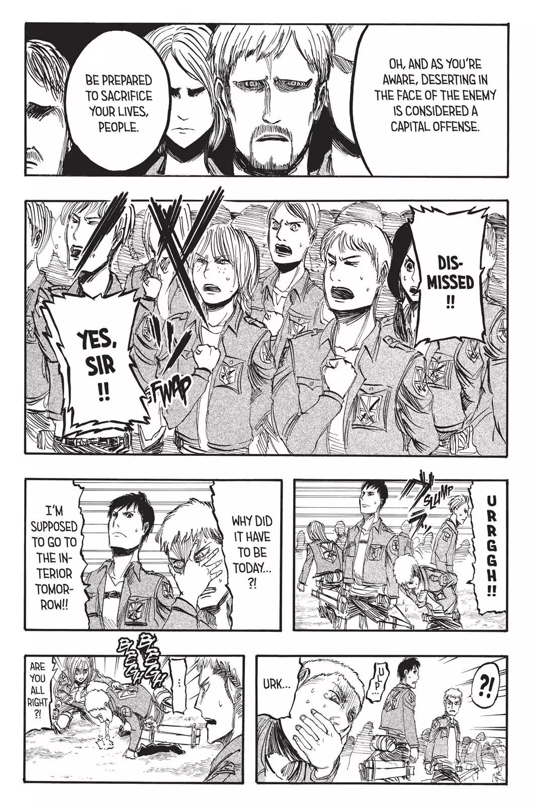Attack on Titan Chapter 4  Online Free Manga Read Image 18