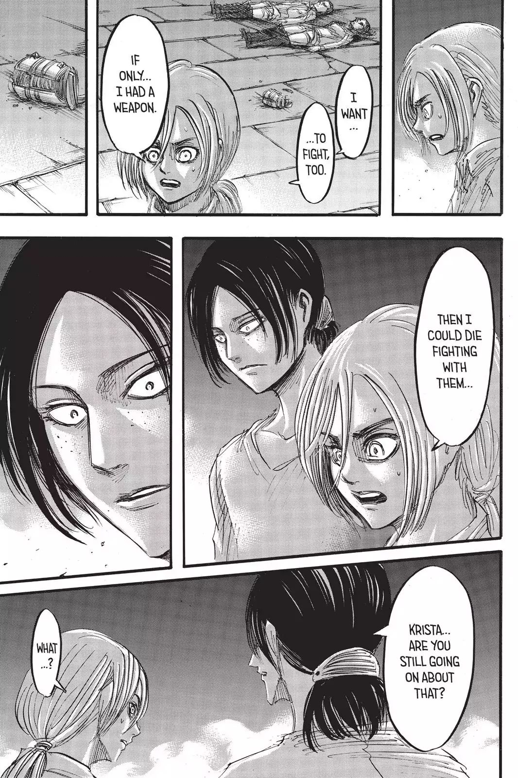 Attack on Titan Chapter 40  Online Free Manga Read Image 15