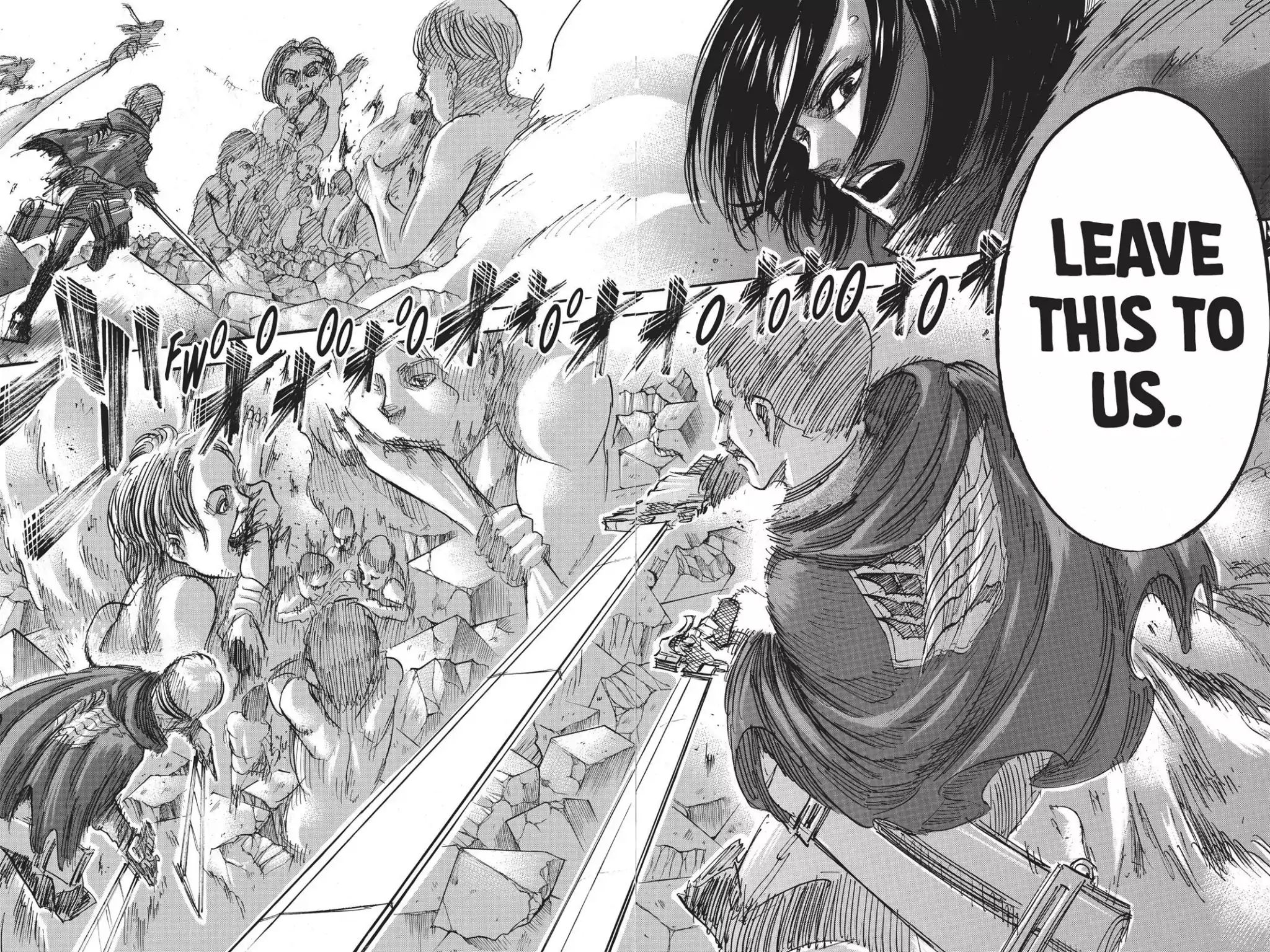 Attack on Titan Chapter 41  Online Free Manga Read Image 38
