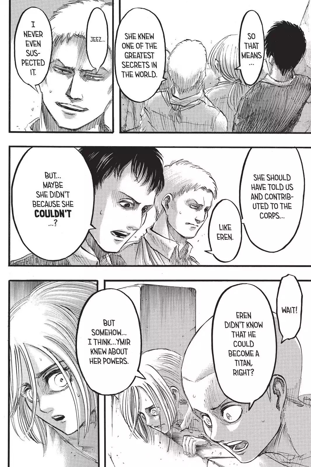 Attack on Titan Chapter 41  Online Free Manga Read Image 8