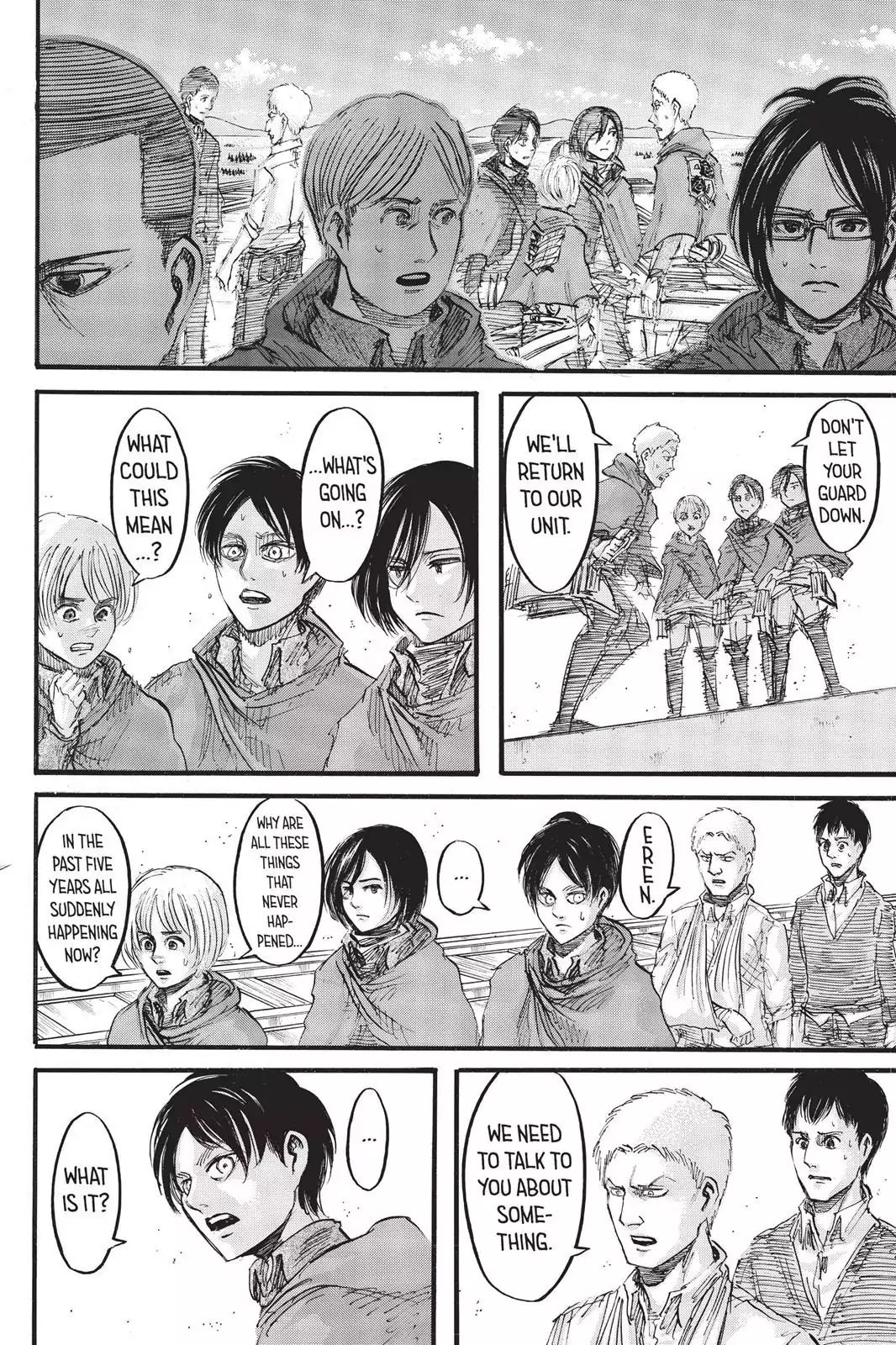 Attack on Titan Chapter 42  Online Free Manga Read Image 12