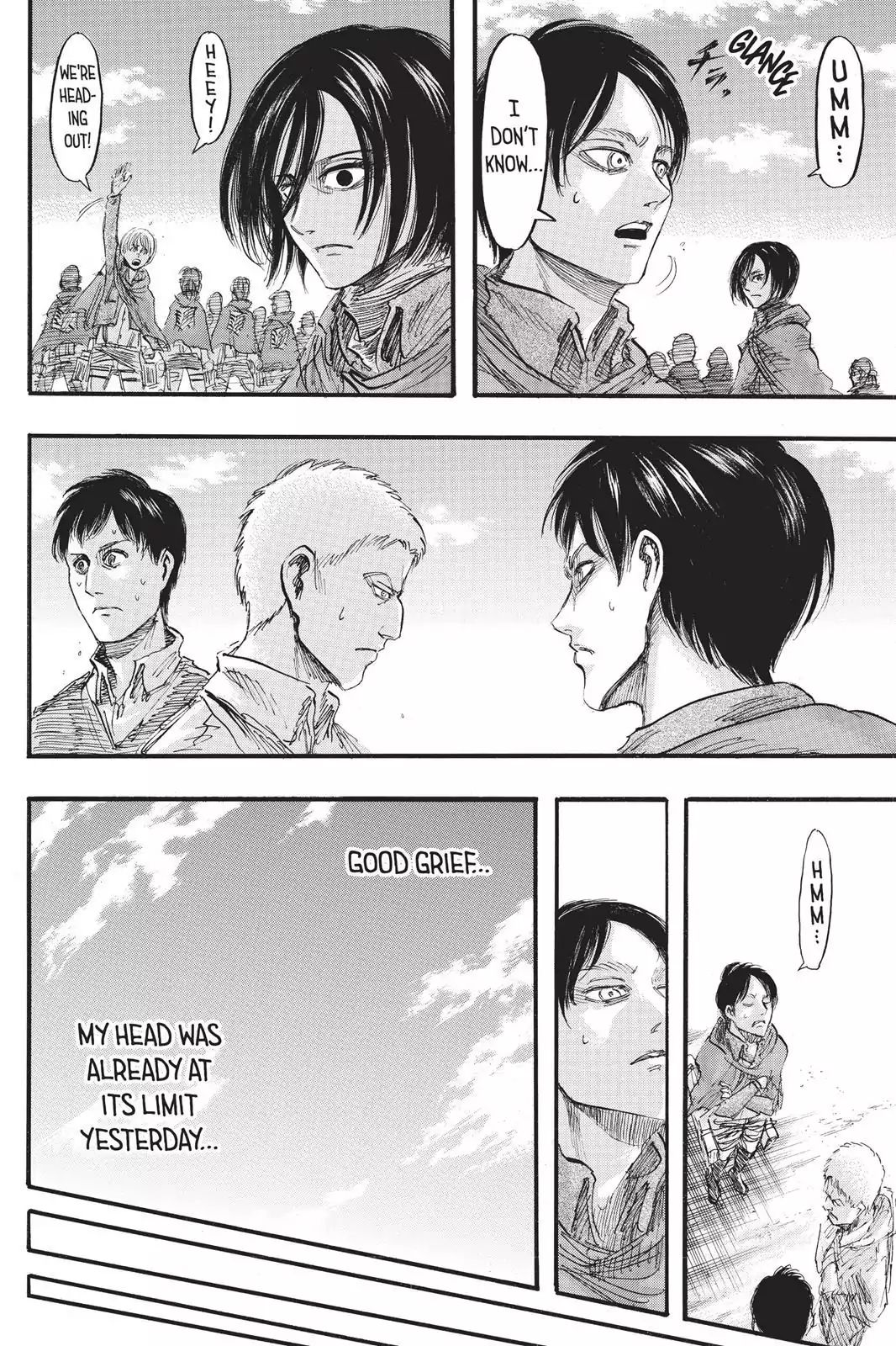 Attack on Titan Chapter 42  Online Free Manga Read Image 16
