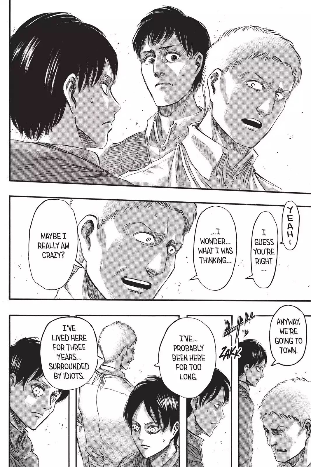Attack on Titan Chapter 42  Online Free Manga Read Image 24