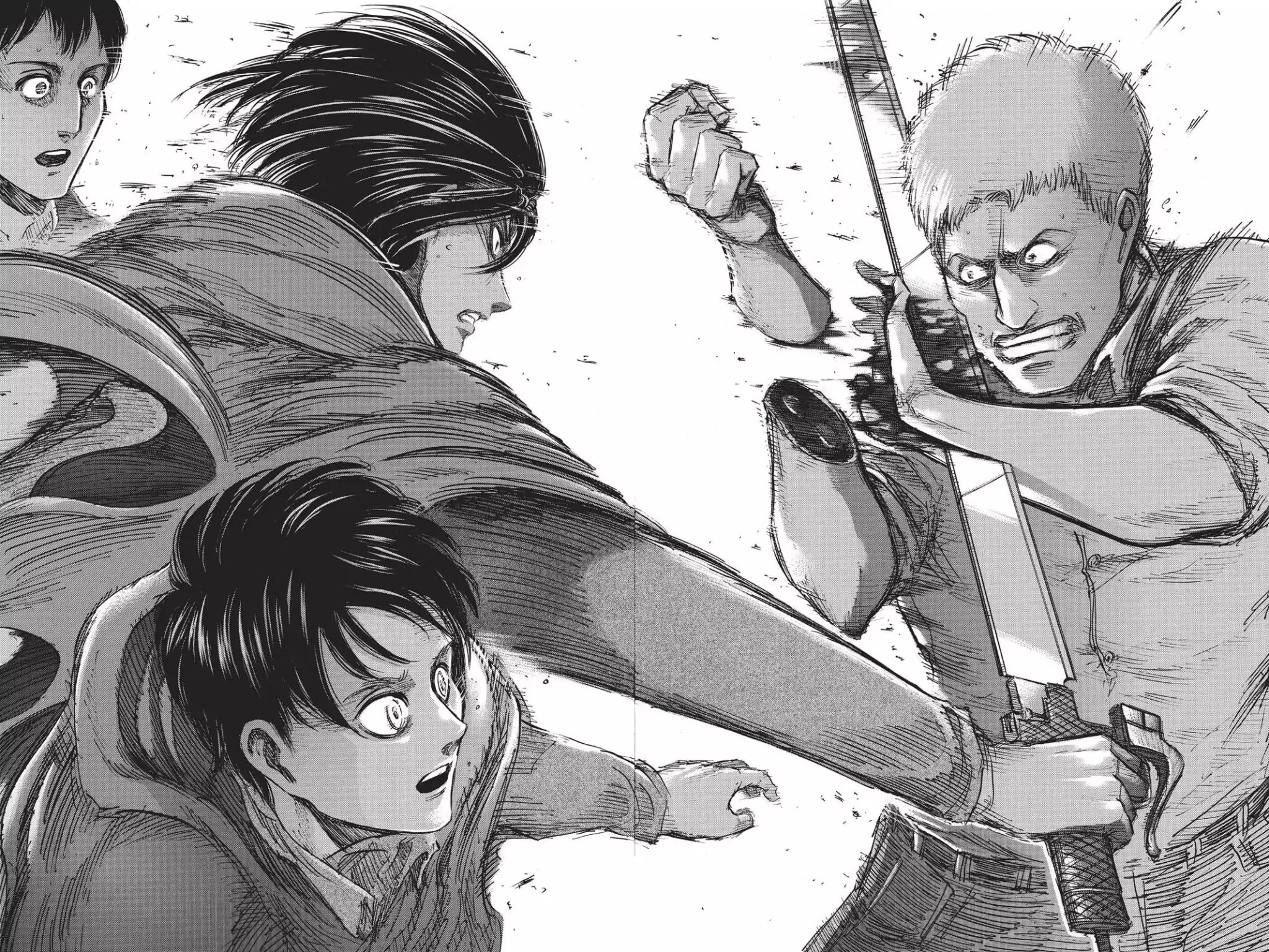 Attack on Titan Chapter 42  Online Free Manga Read Image 28