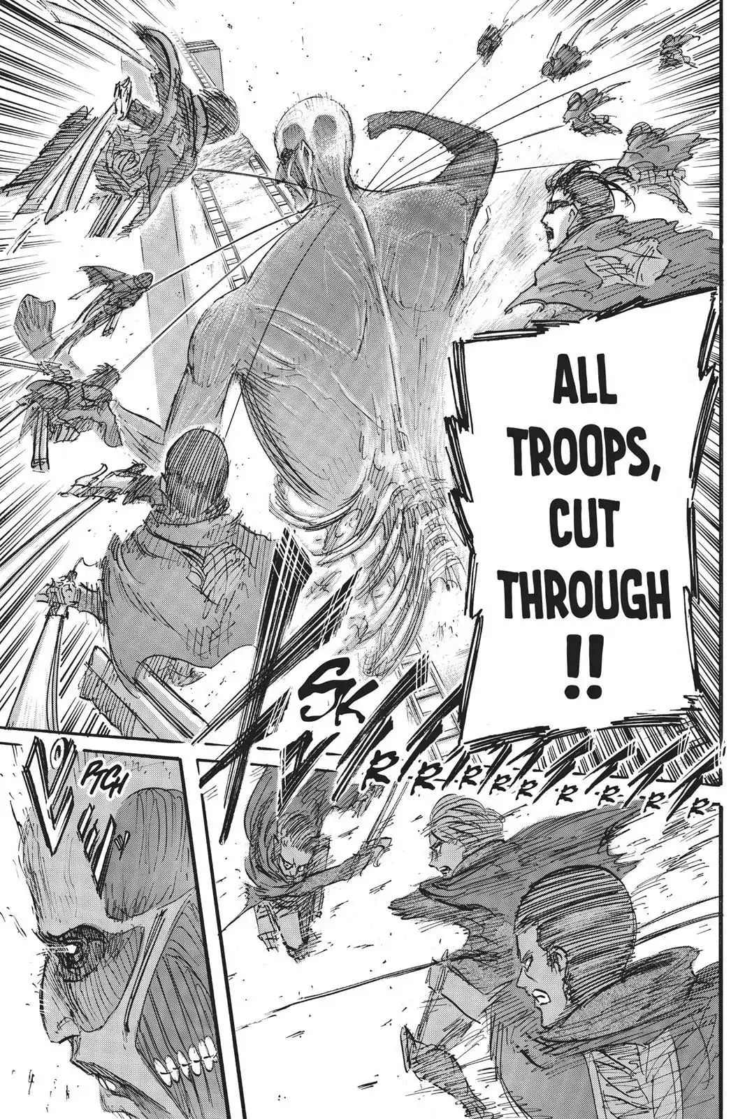 Attack on Titan Chapter 43  Online Free Manga Read Image 24
