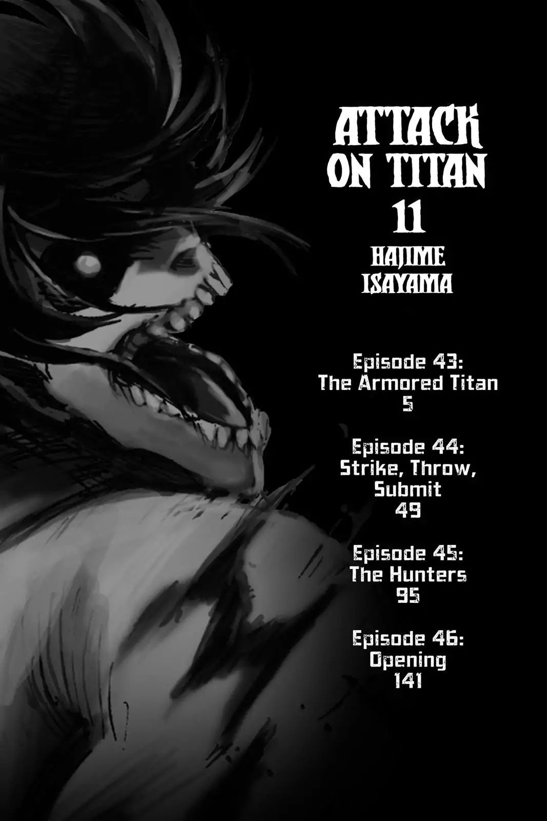 Attack on Titan Chapter 43  Online Free Manga Read Image 3