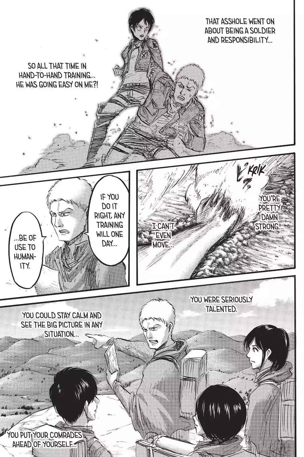 Attack on Titan Chapter 43  Online Free Manga Read Image 33