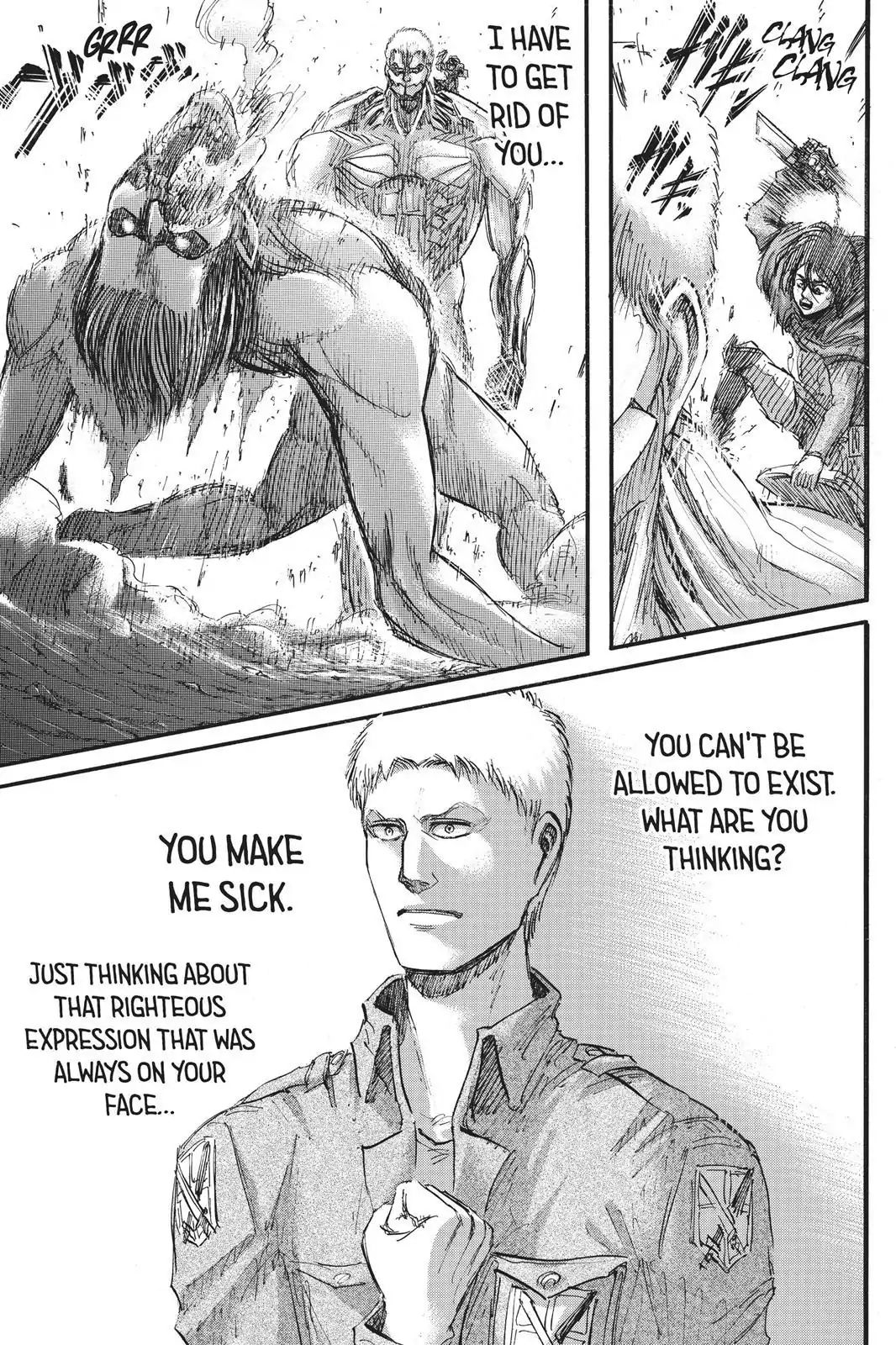 Attack on Titan Chapter 43  Online Free Manga Read Image 39