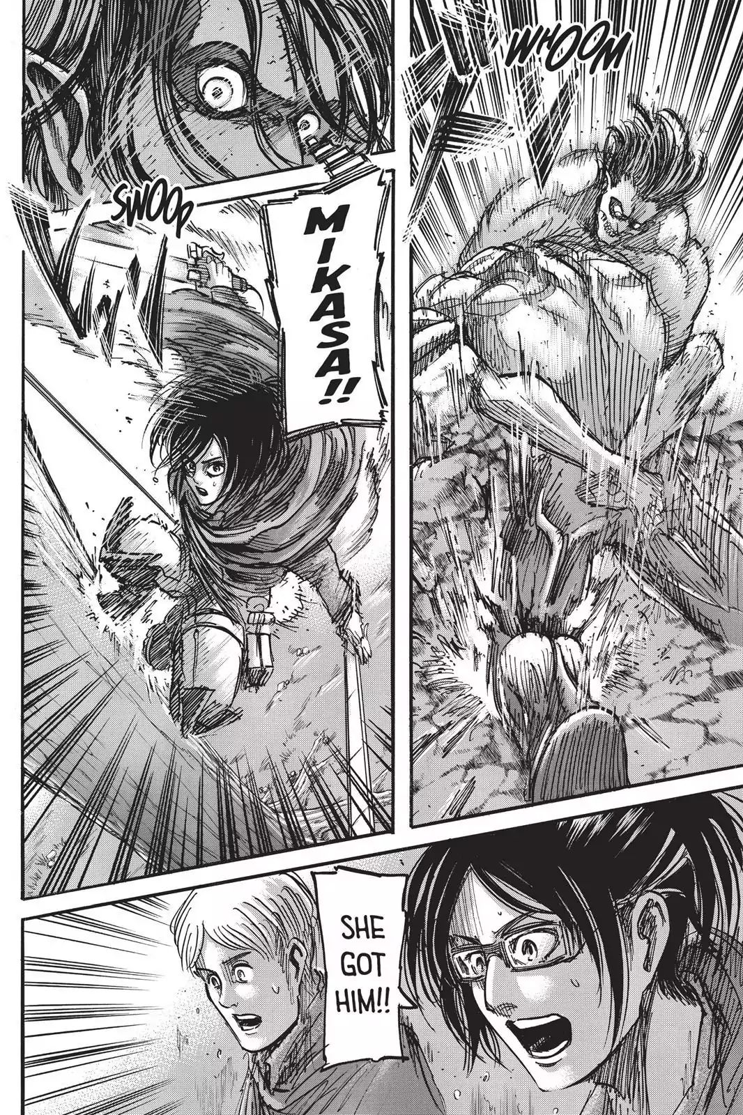 Attack on Titan Chapter 44  Online Free Manga Read Image 36