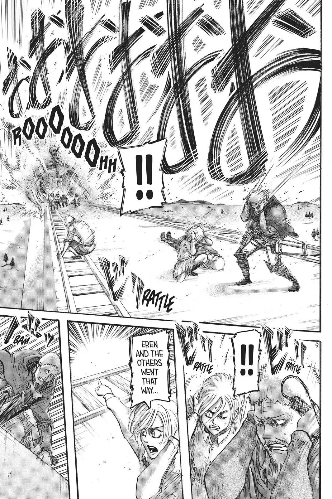 Attack on Titan Chapter 45  Online Free Manga Read Image 3