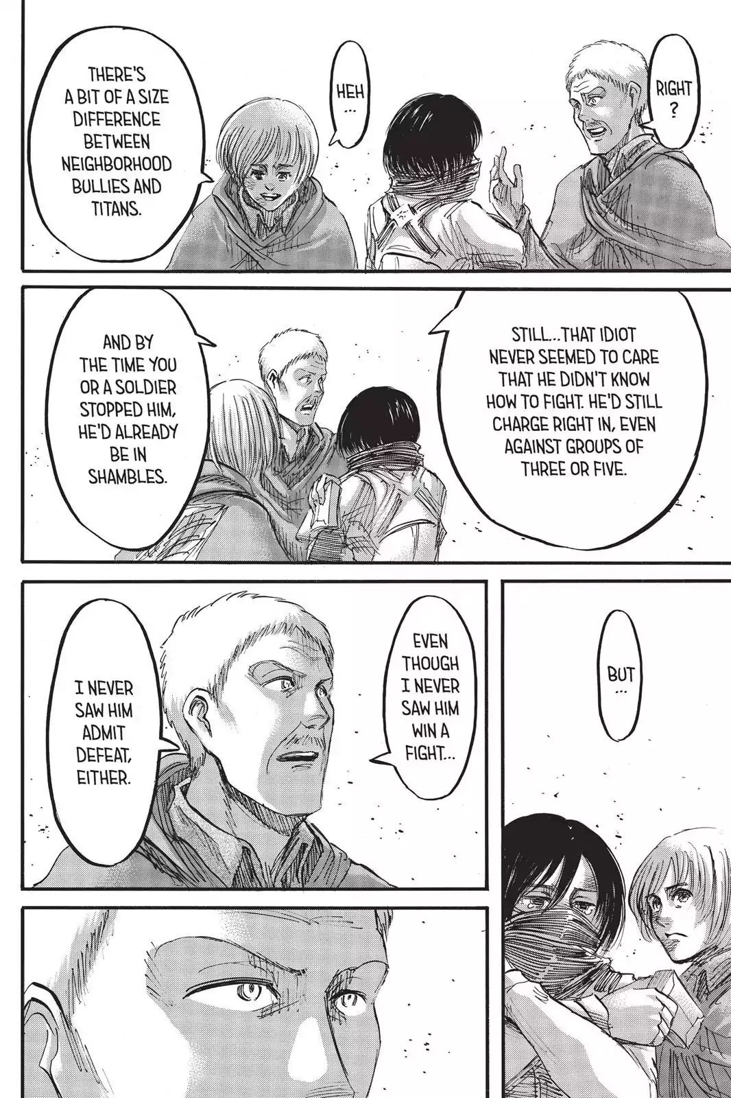 Attack on Titan Chapter 45  Online Free Manga Read Image 34