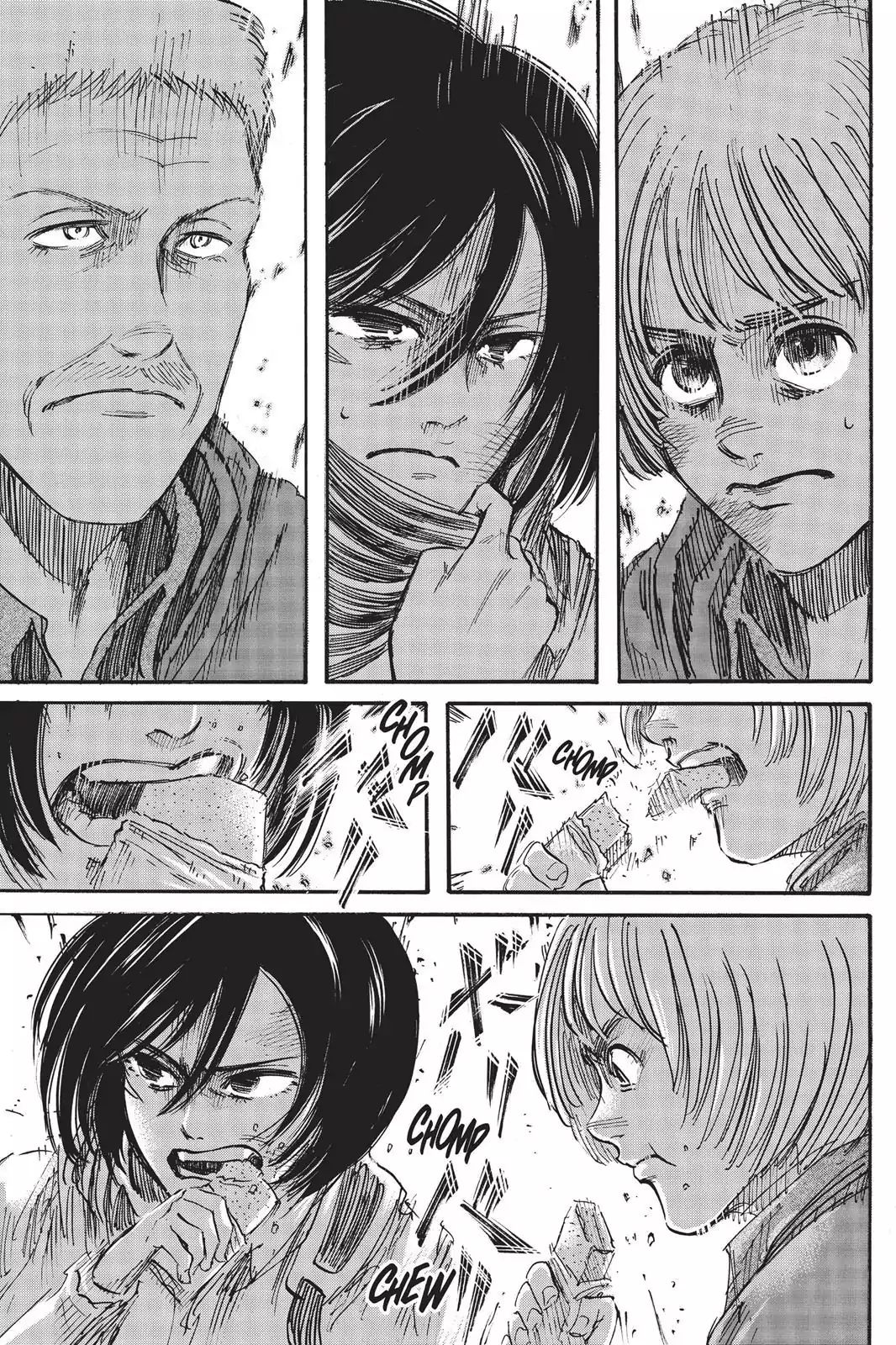 Attack on Titan Chapter 45  Online Free Manga Read Image 37