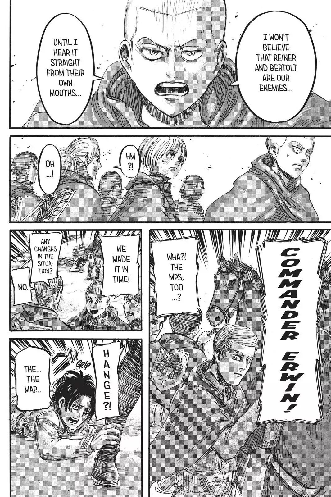 Attack on Titan Chapter 45  Online Free Manga Read Image 40
