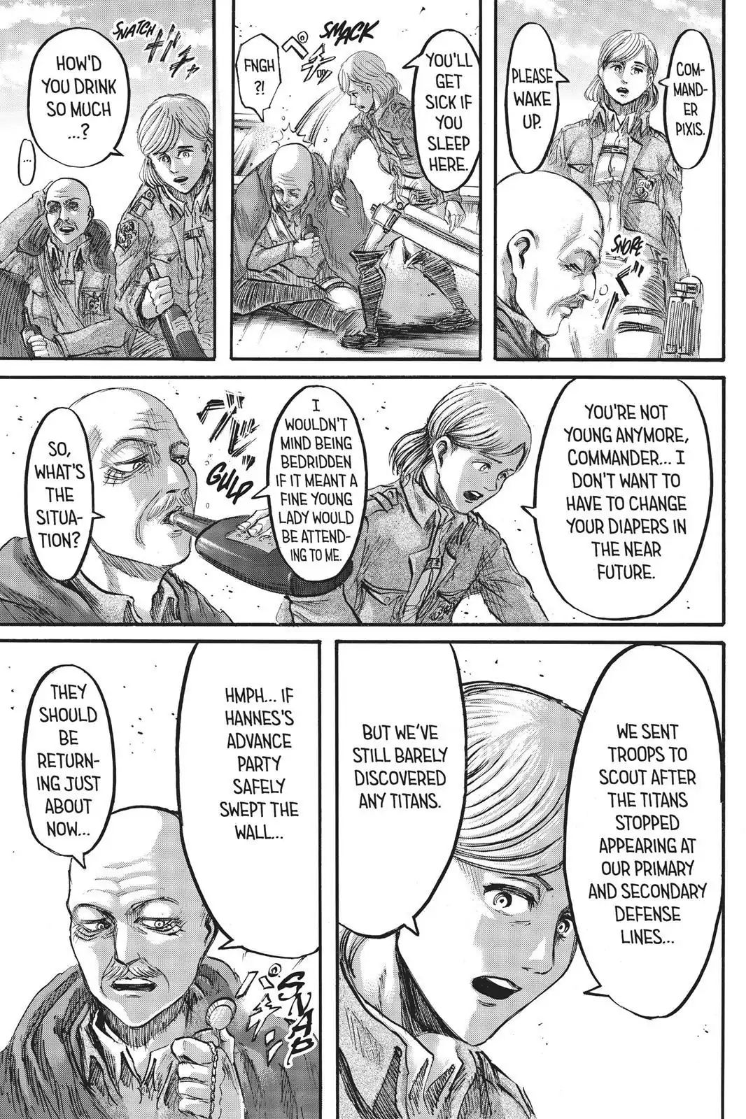 Attack on Titan Chapter 45  Online Free Manga Read Image 9