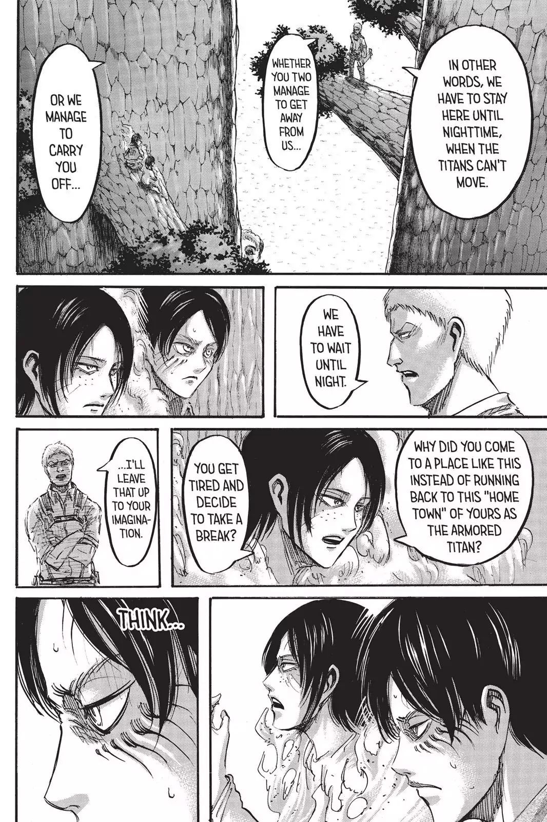 Attack on Titan Chapter 46  Online Free Manga Read Image 12