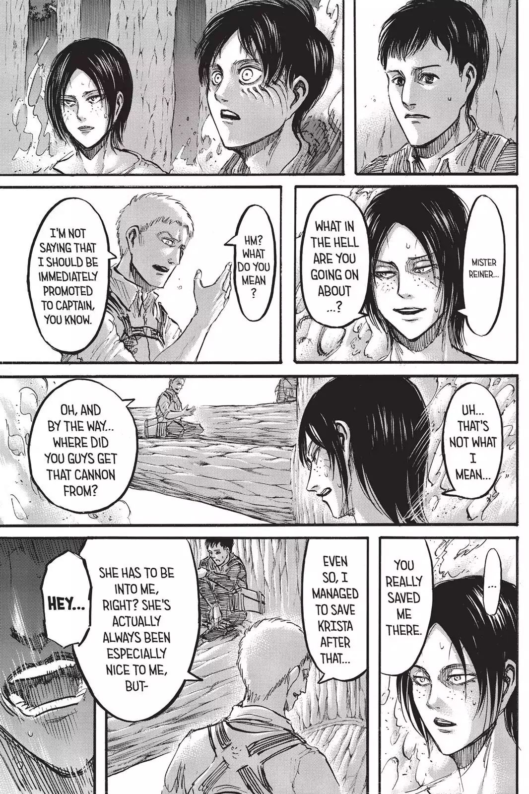 Attack on Titan Chapter 46  Online Free Manga Read Image 19