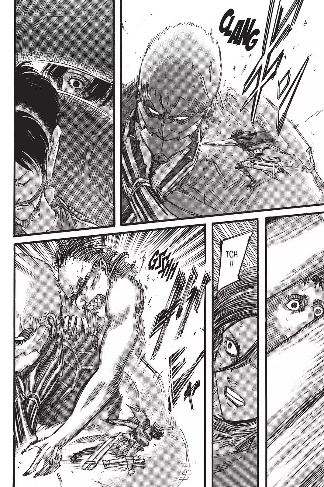 Attack on Titan Chapter 48  Online Free Manga Read Image 28