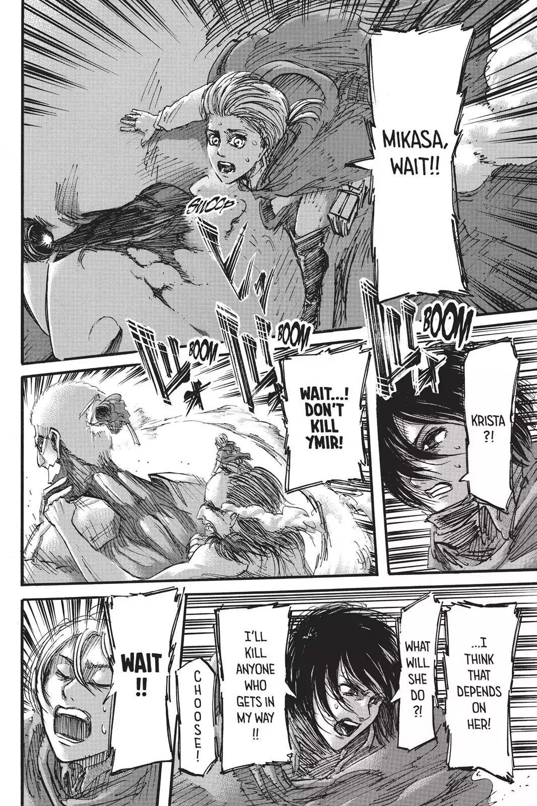 Attack on Titan Chapter 48  Online Free Manga Read Image 30