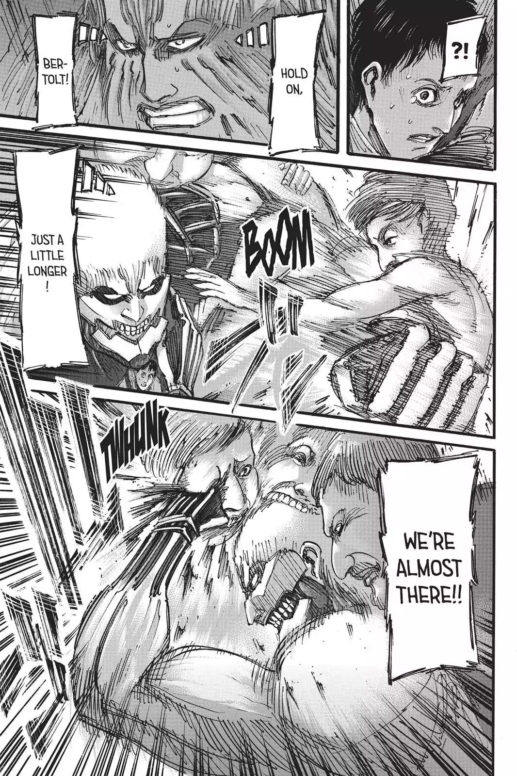 Attack on Titan Chapter 49  Online Free Manga Read Image 15