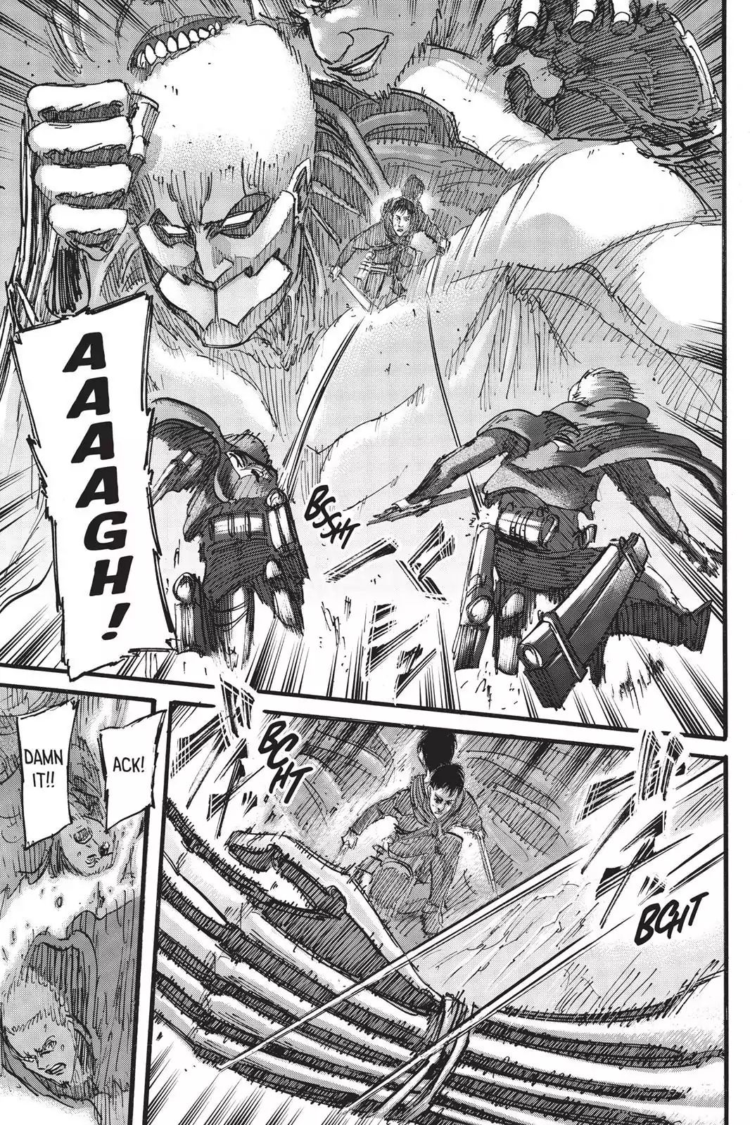 Attack on Titan Chapter 49  Online Free Manga Read Image 27