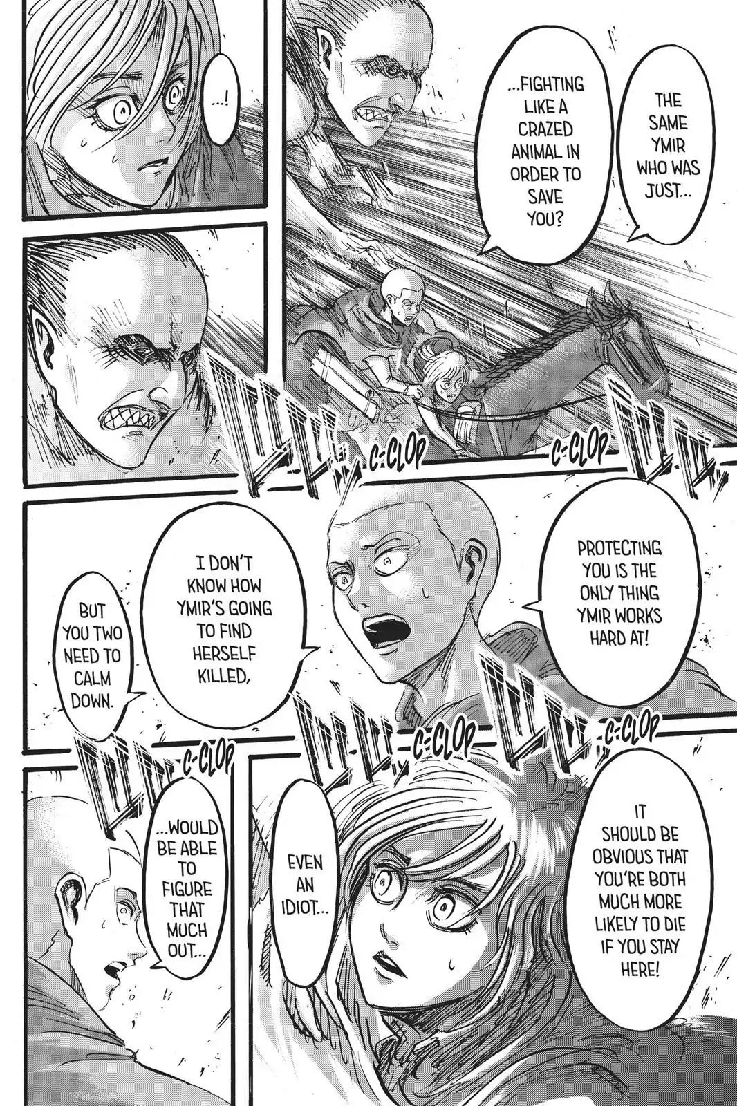Attack on Titan Chapter 49  Online Free Manga Read Image 38