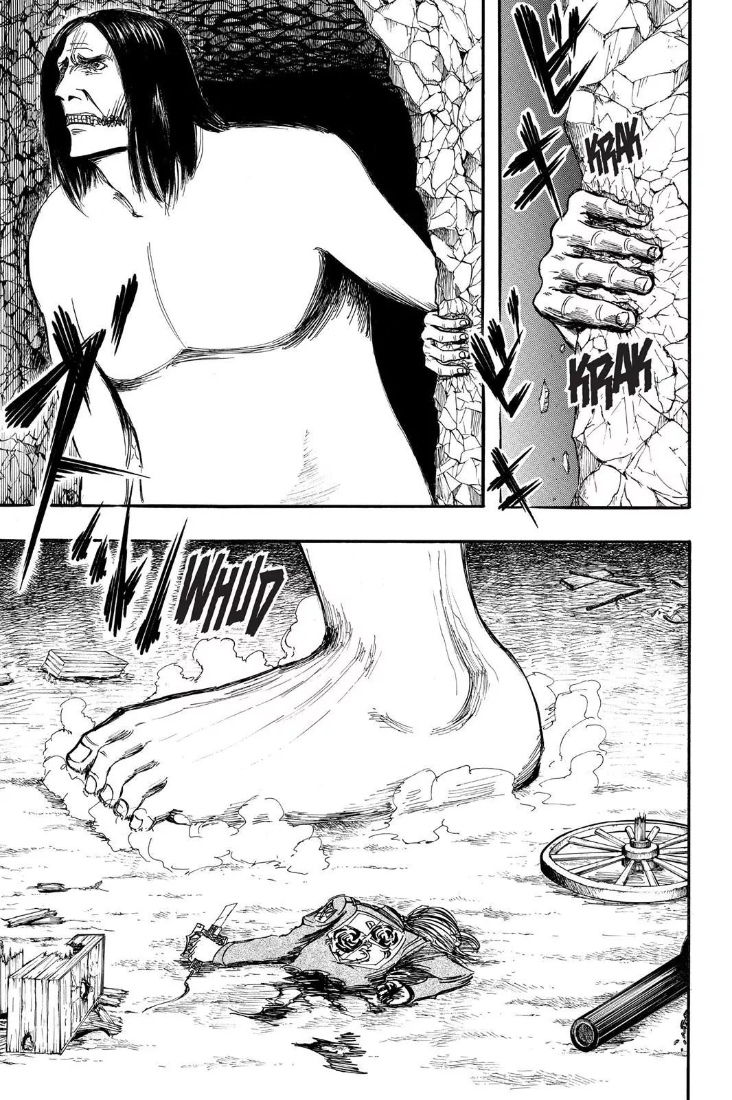 Attack on Titan Chapter 5  Online Free Manga Read Image 11