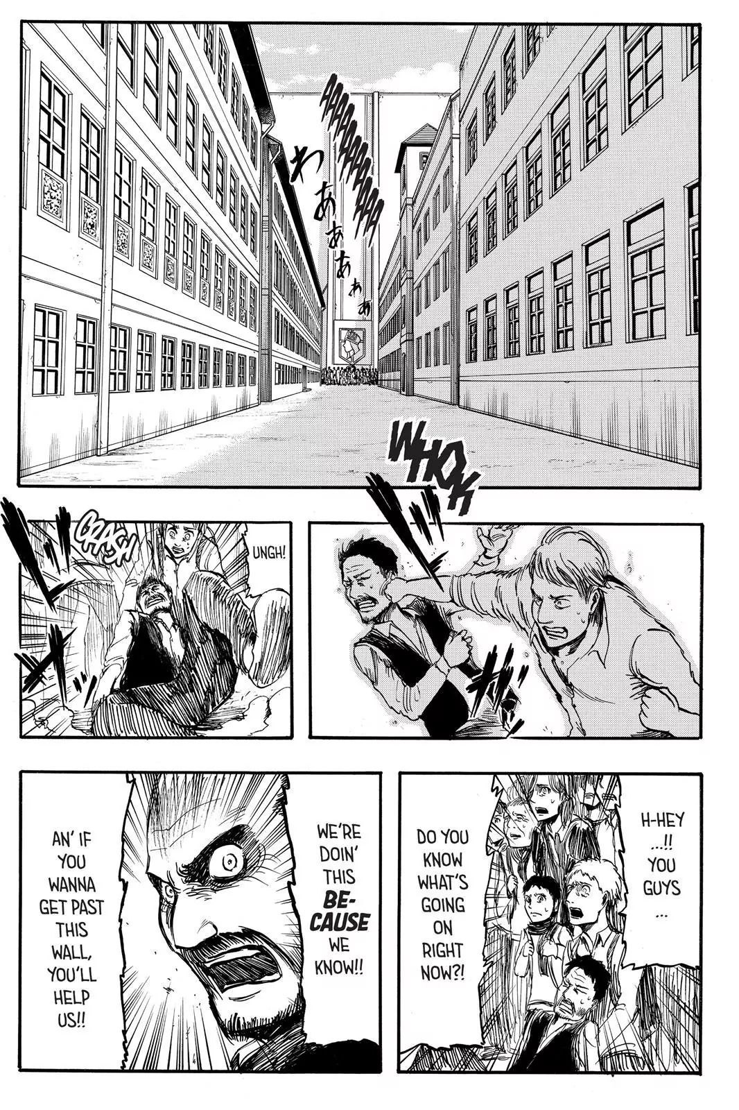 Attack on Titan Chapter 5  Online Free Manga Read Image 23