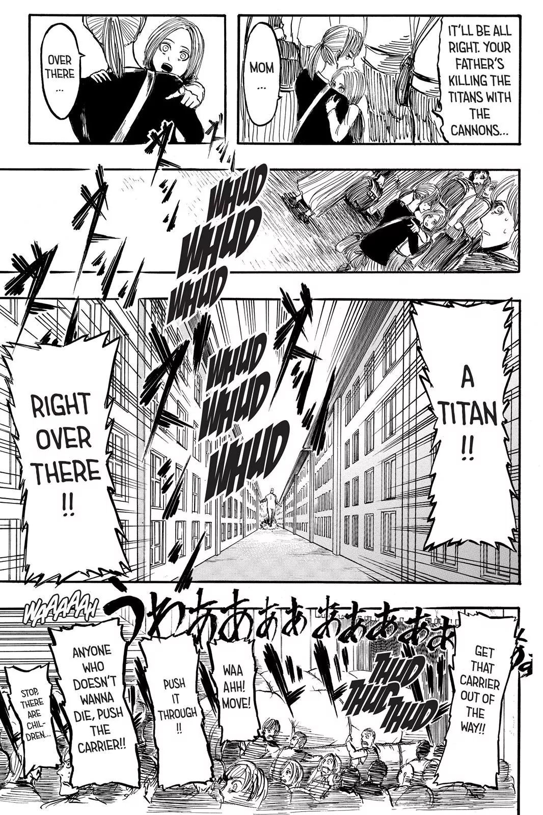 Attack on Titan Chapter 5  Online Free Manga Read Image 25
