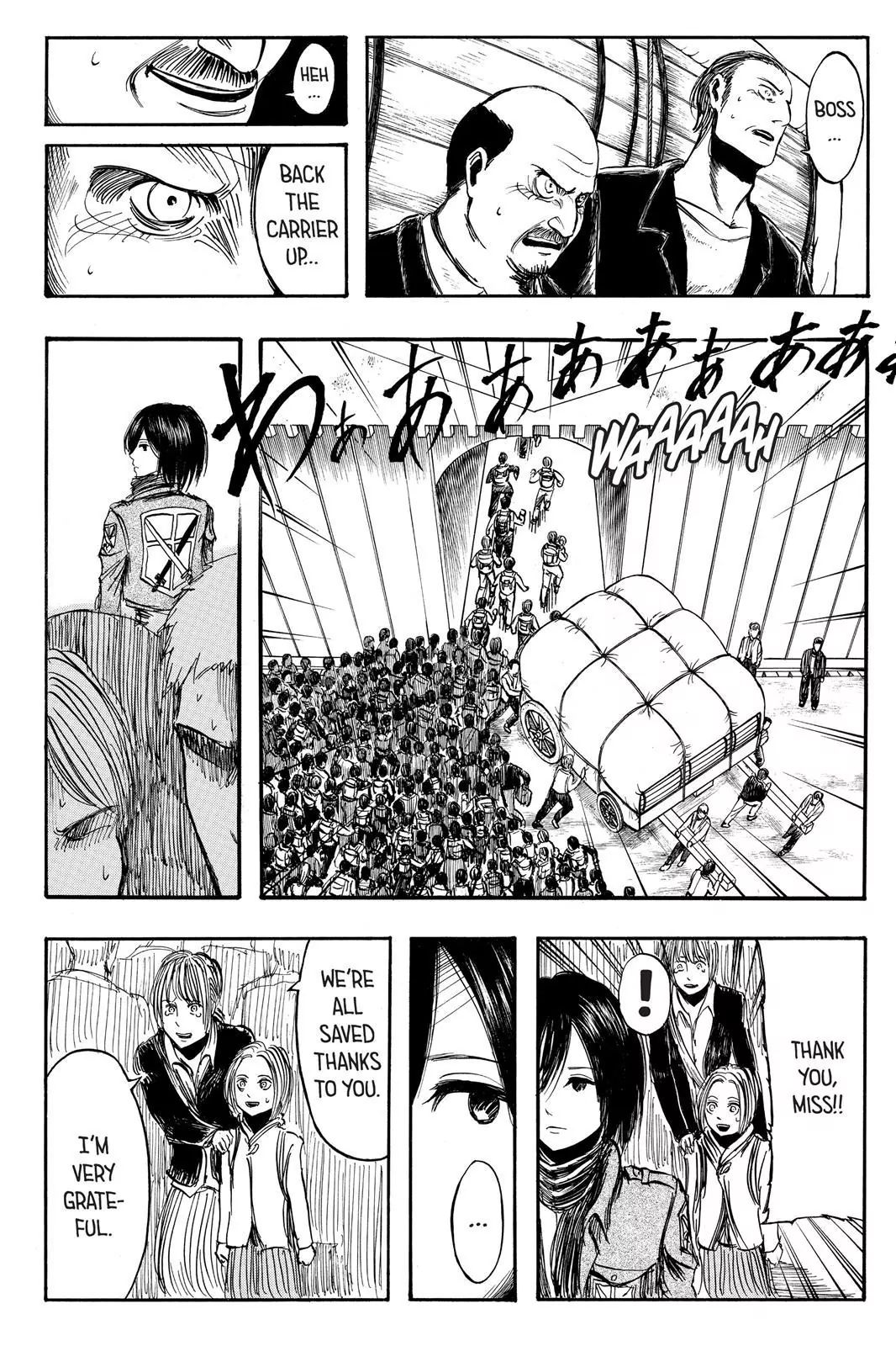 Attack on Titan Chapter 5  Online Free Manga Read Image 32