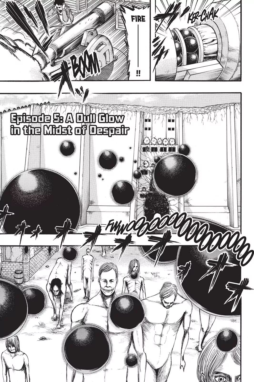 Attack on Titan Chapter 5  Online Free Manga Read Image 7