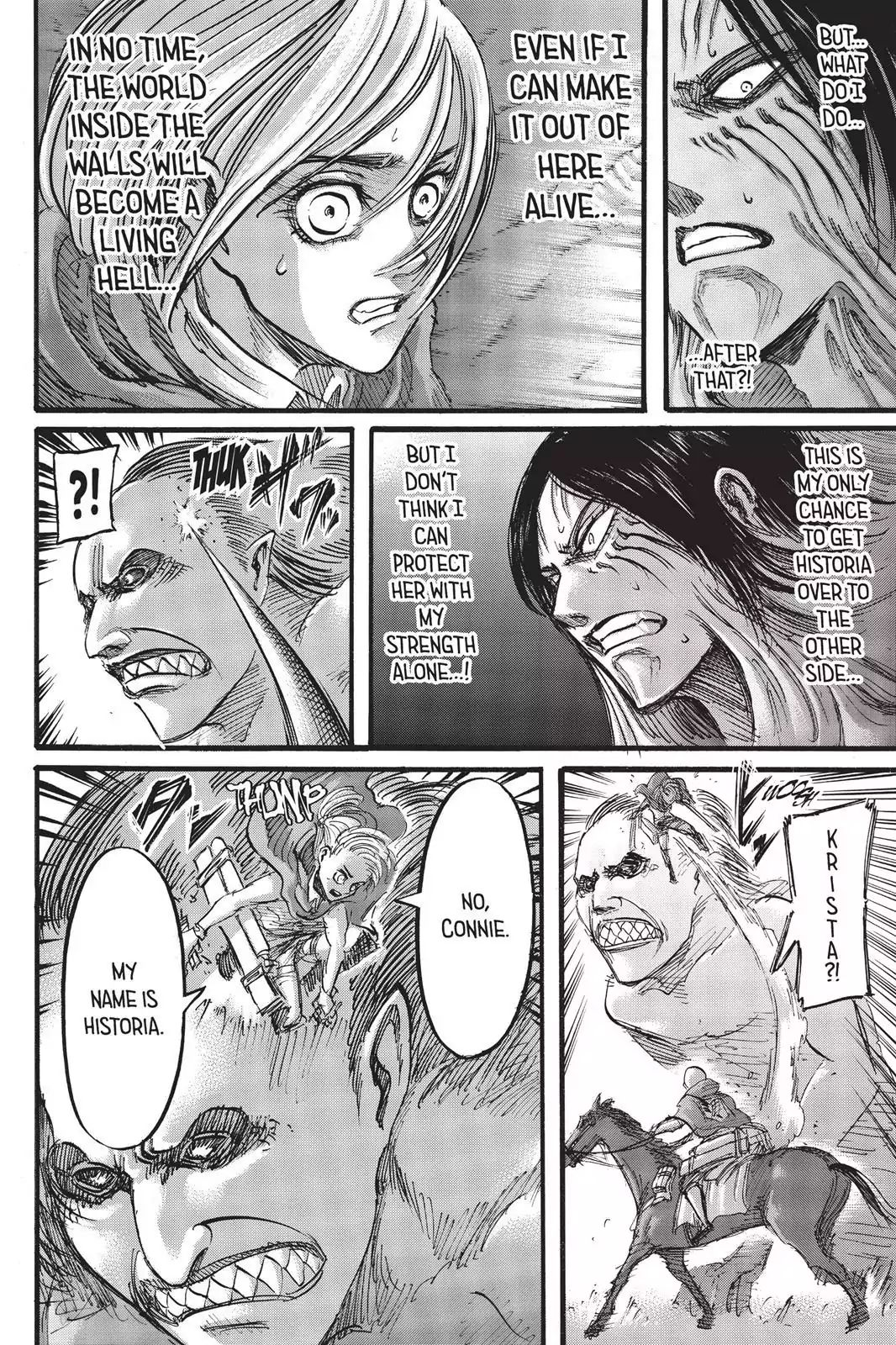 Attack on Titan Chapter 50  Online Free Manga Read Image 12