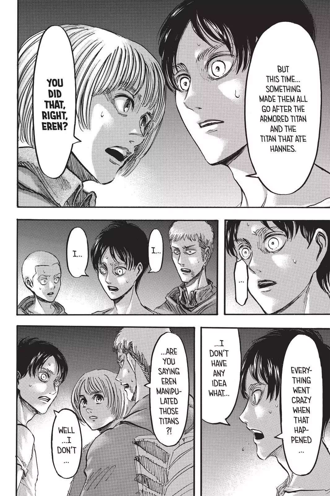 Attack on Titan Chapter 51  Online Free Manga Read Image 15