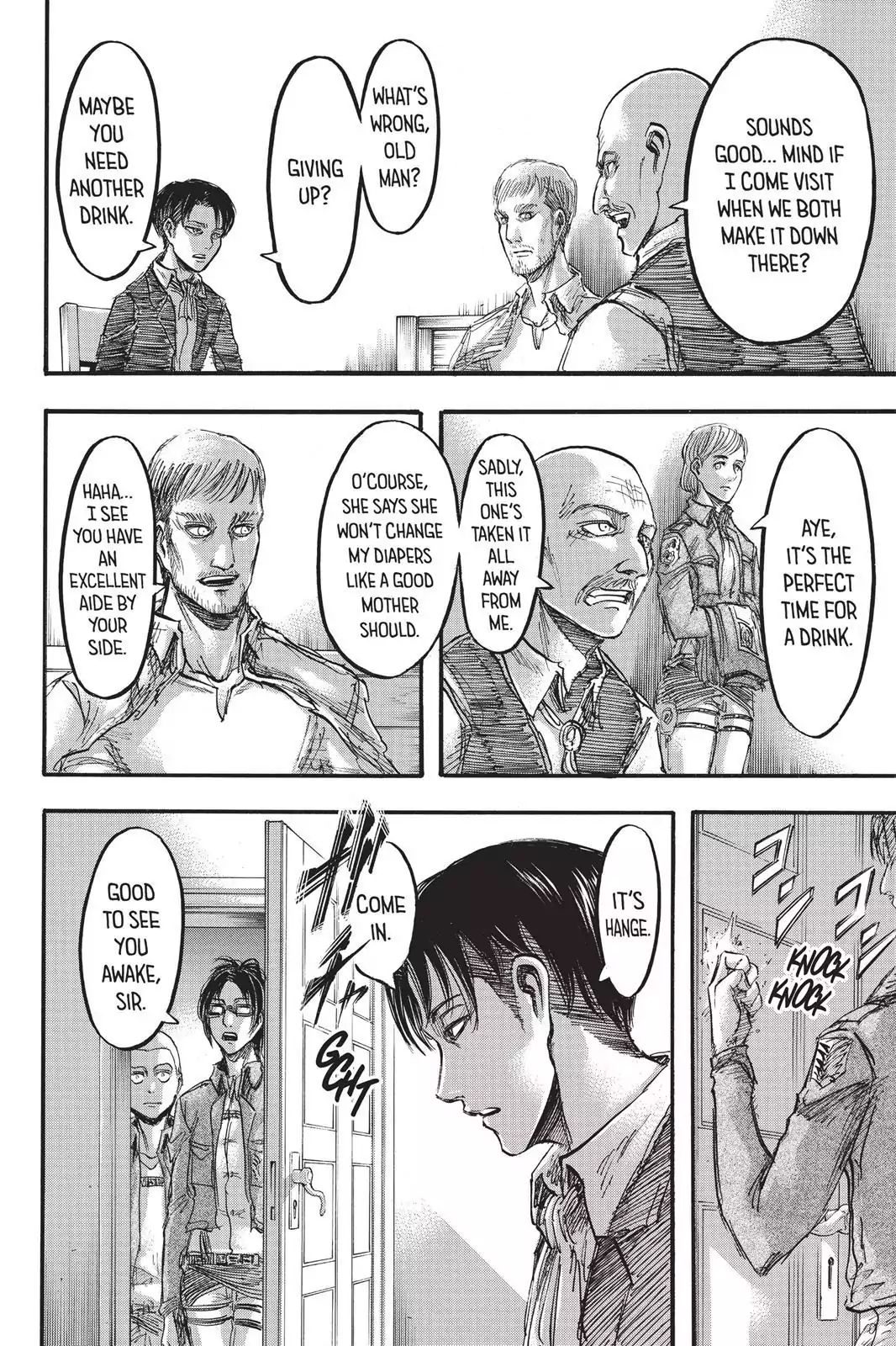 Attack on Titan Chapter 51  Online Free Manga Read Image 31
