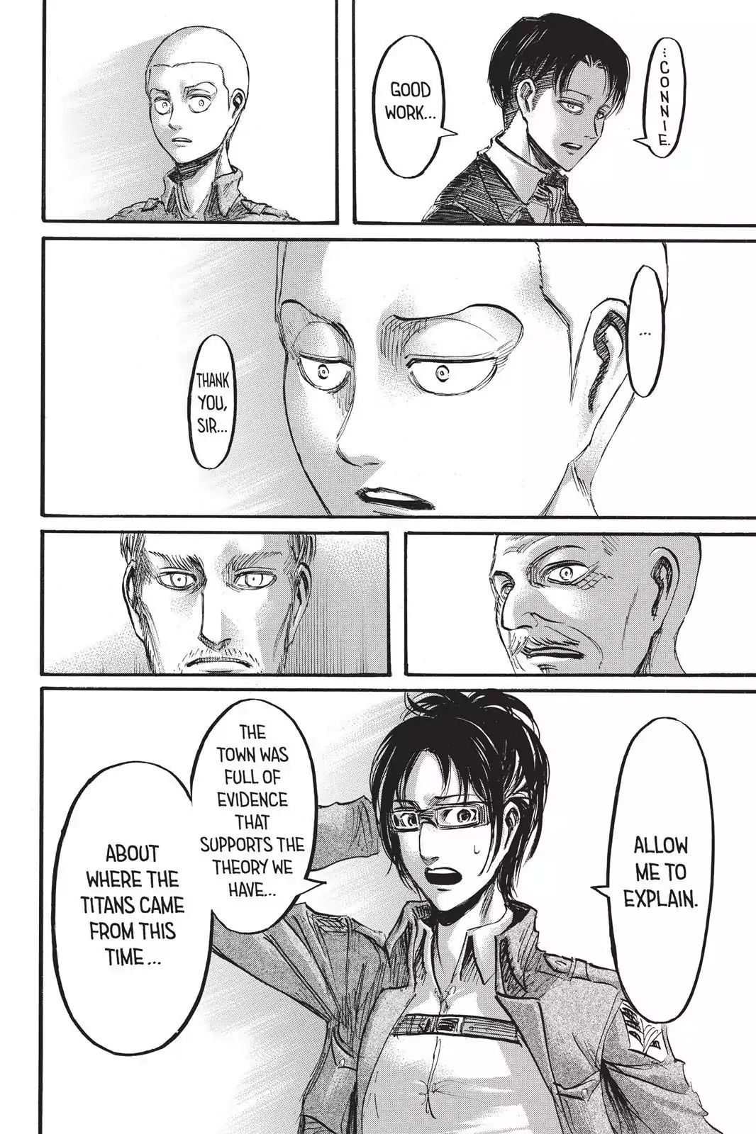 Attack on Titan Chapter 51  Online Free Manga Read Image 33