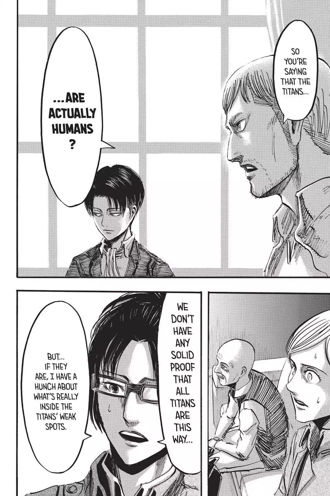 Attack on Titan Chapter 51  Online Free Manga Read Image 41