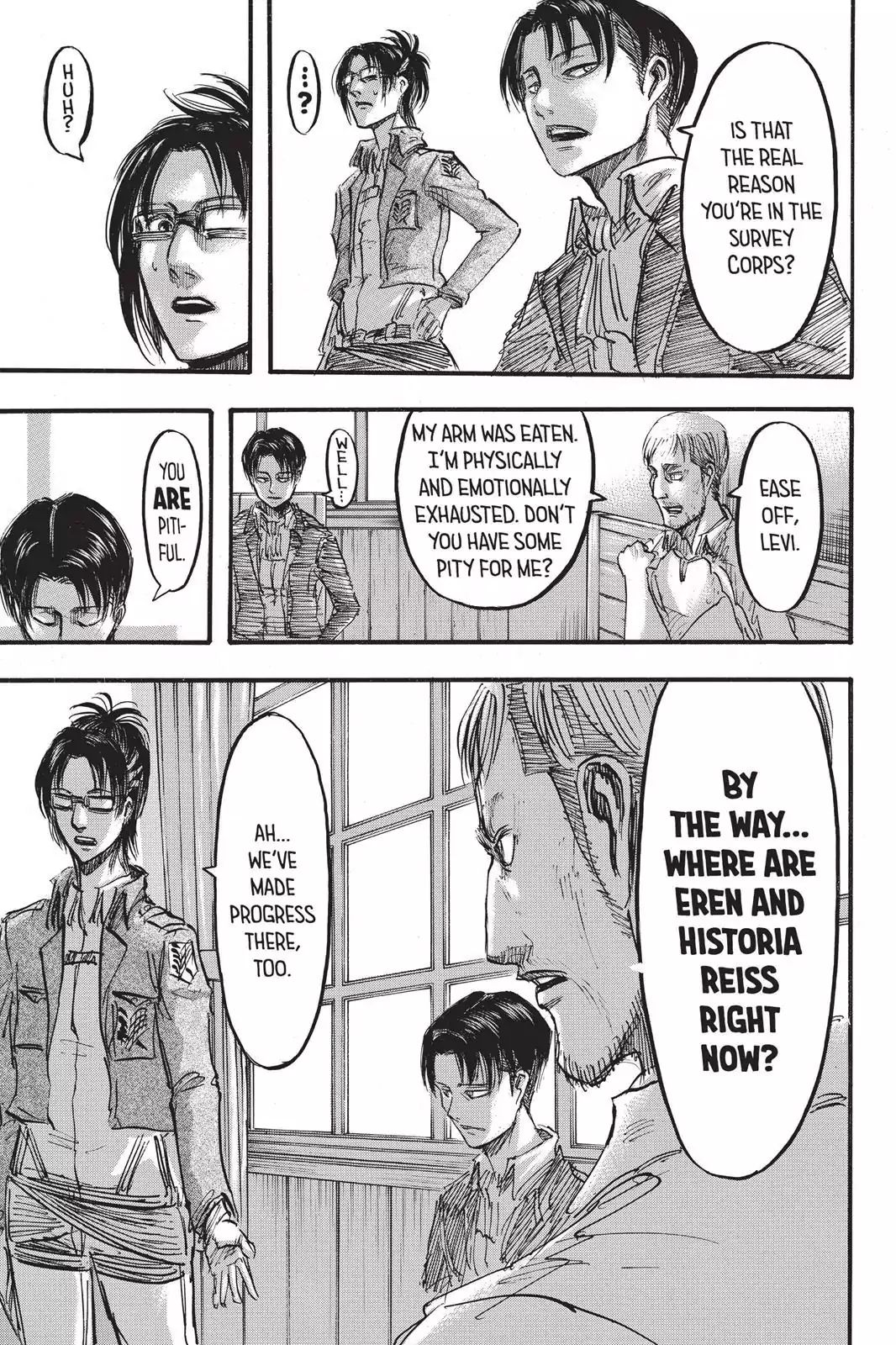 Attack on Titan Chapter 51  Online Free Manga Read Image 46