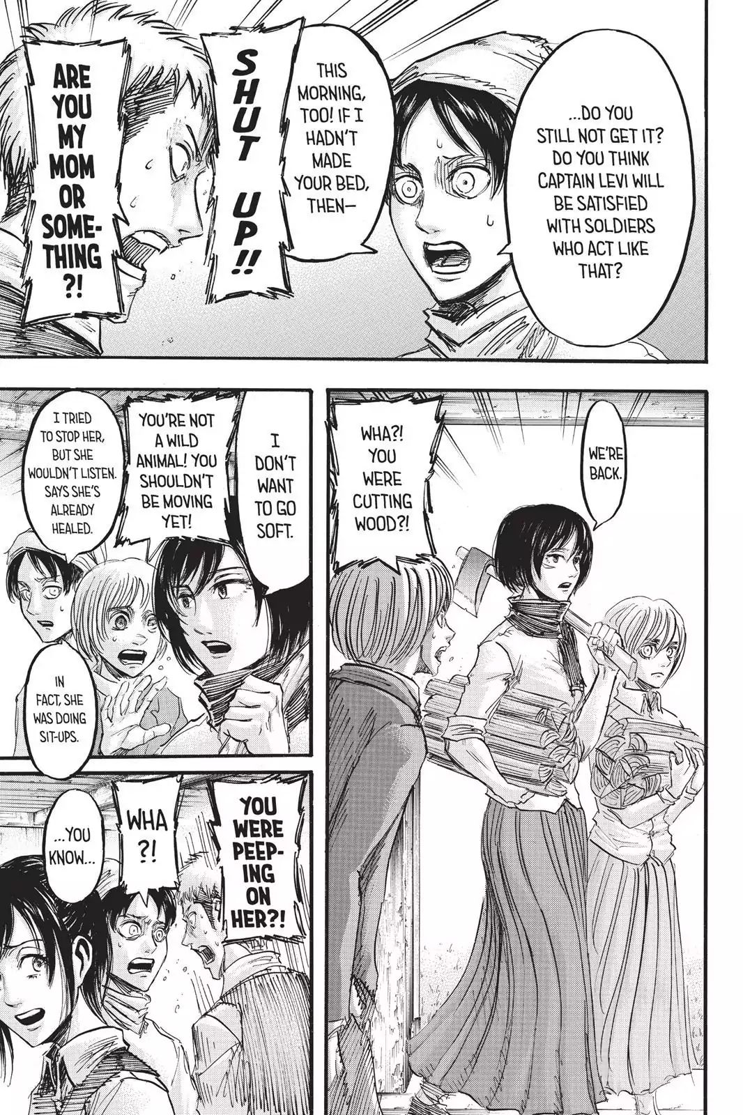 Attack on Titan Chapter 51  Online Free Manga Read Image 52