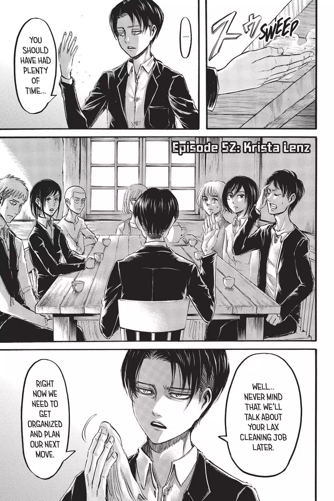 Attack on Titan Chapter 52  Online Free Manga Read Image 1