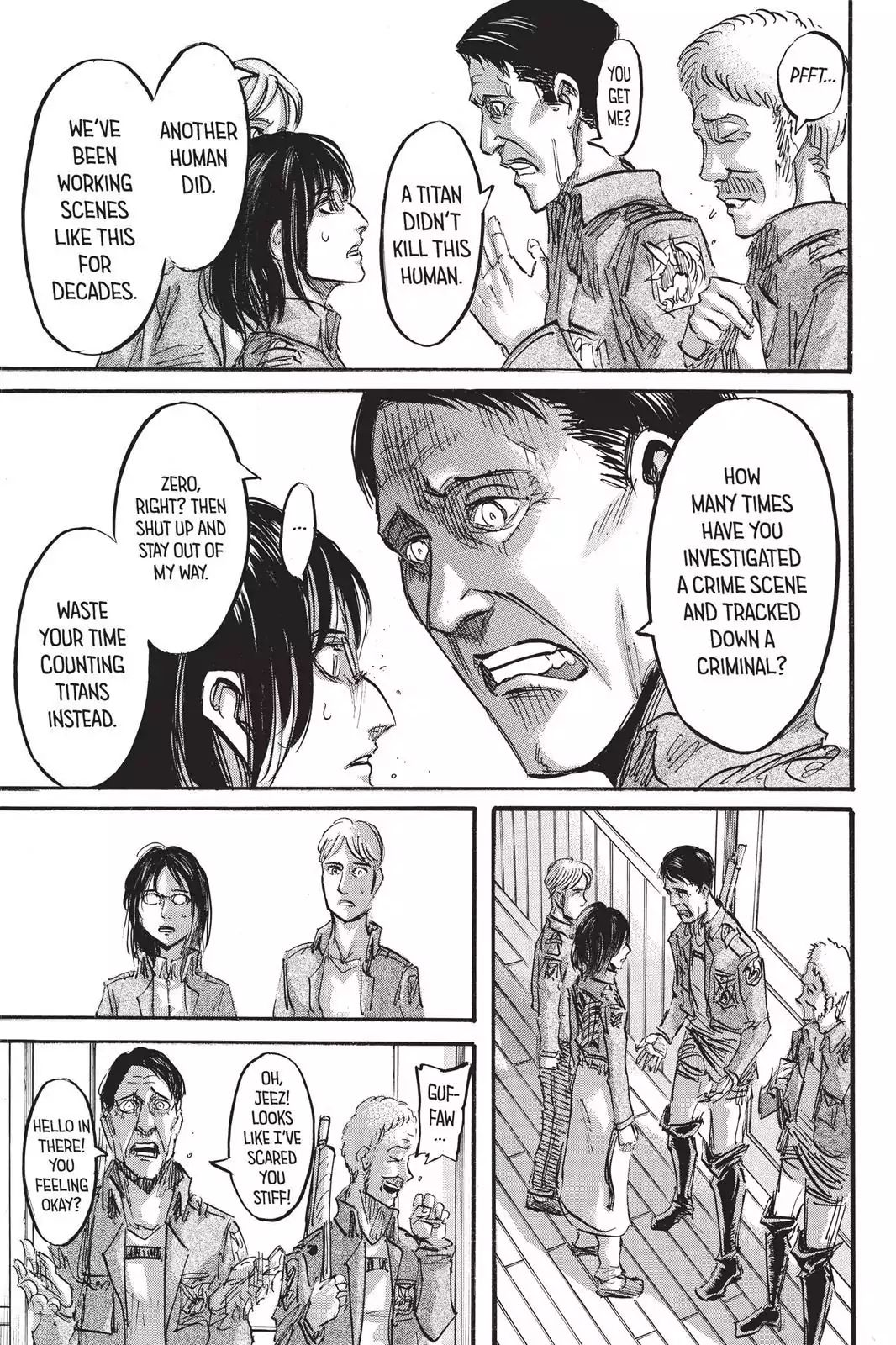 Attack on Titan Chapter 52  Online Free Manga Read Image 15