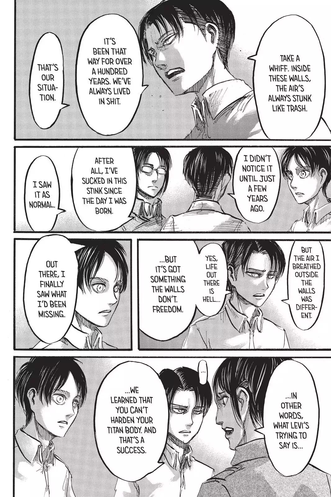 Attack on Titan Chapter 53  Online Free Manga Read Image 16