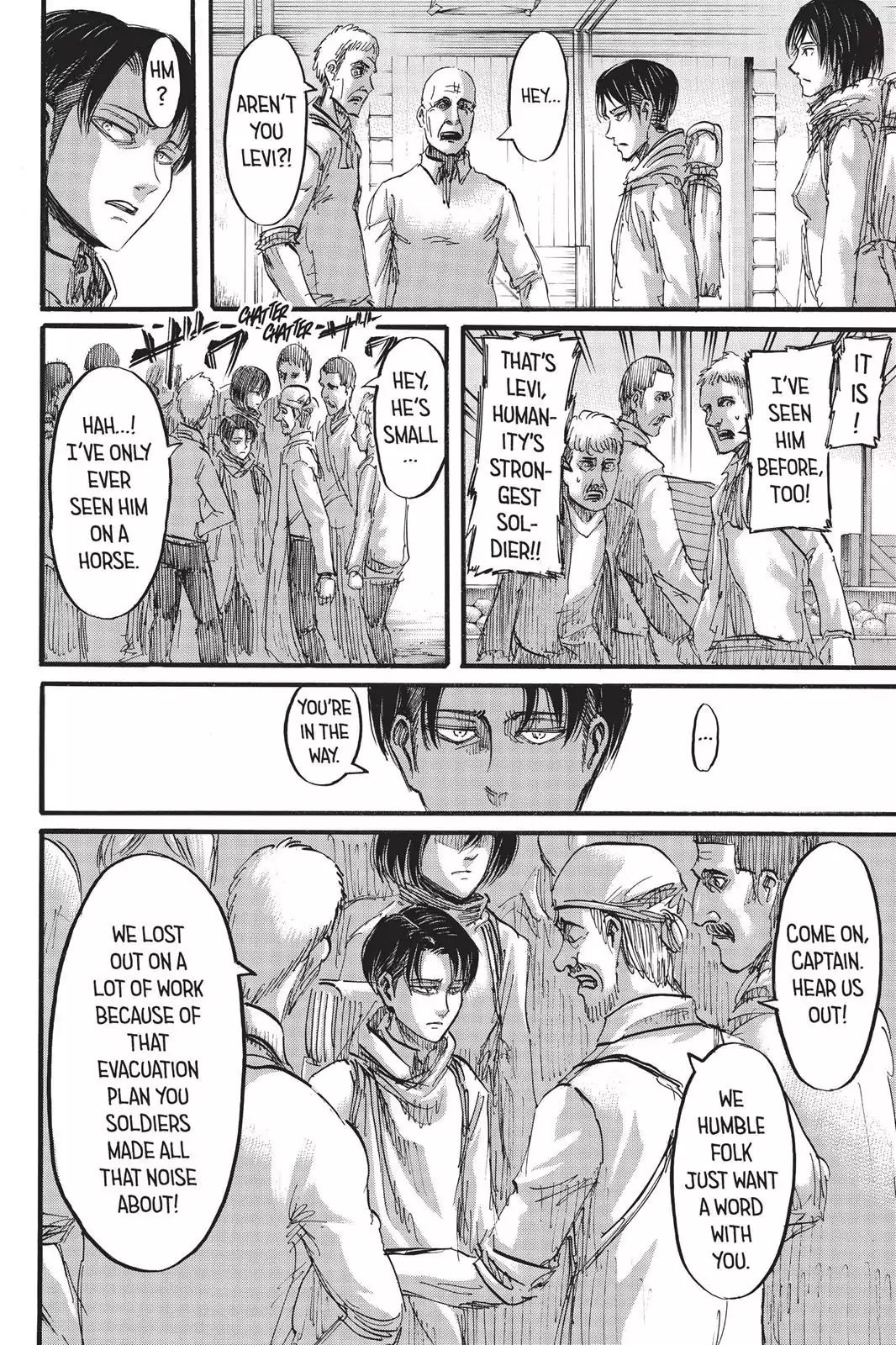 Attack on Titan Chapter 53  Online Free Manga Read Image 34
