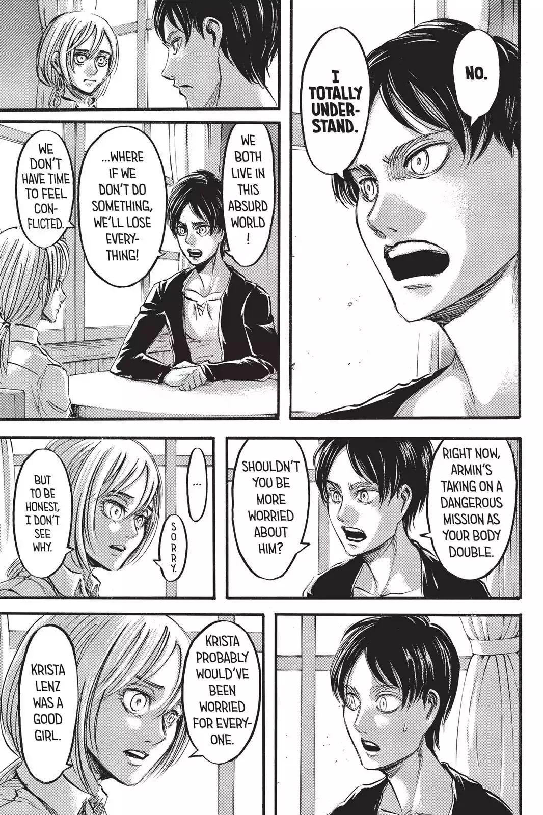 Attack on Titan Chapter 54  Online Free Manga Read Image 11