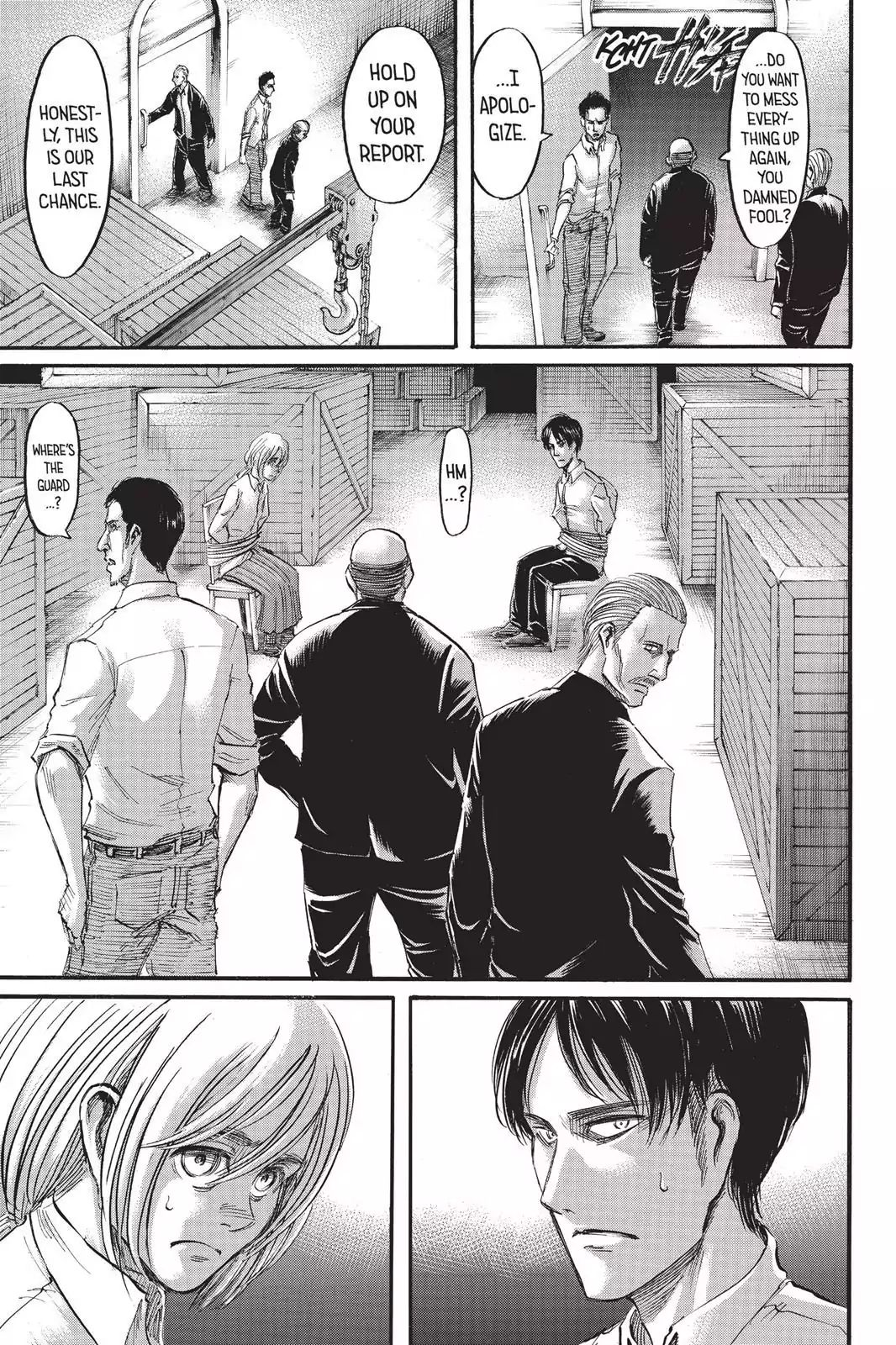 Attack on Titan Chapter 54  Online Free Manga Read Image 15