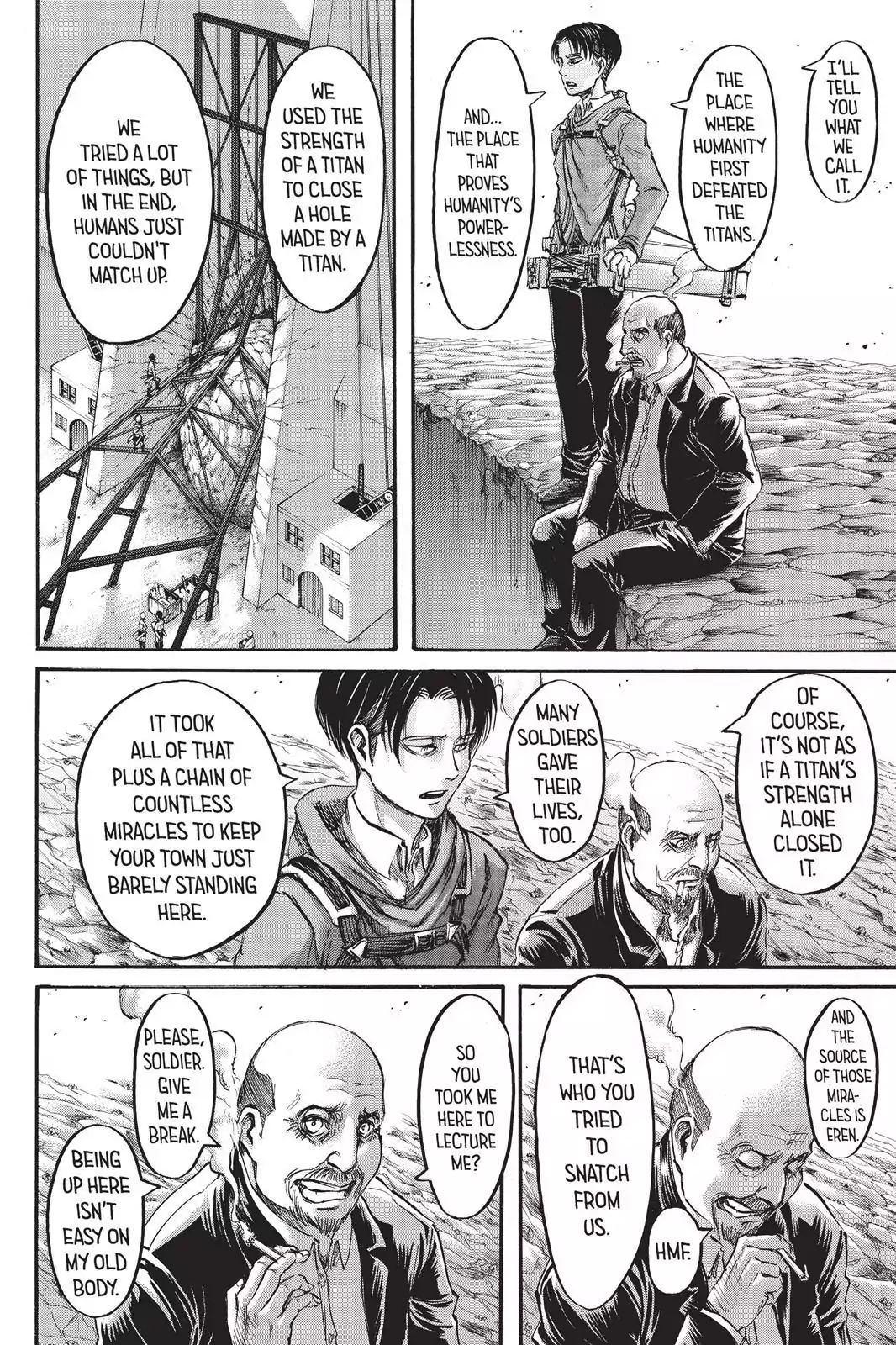 Attack on Titan Chapter 54  Online Free Manga Read Image 26