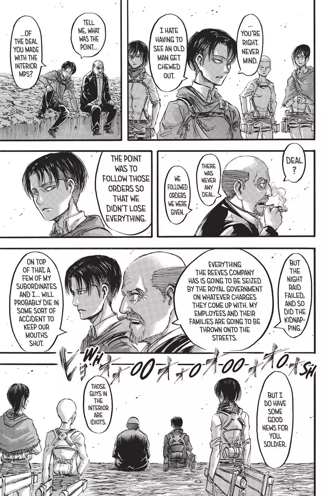 Attack on Titan Chapter 54  Online Free Manga Read Image 27