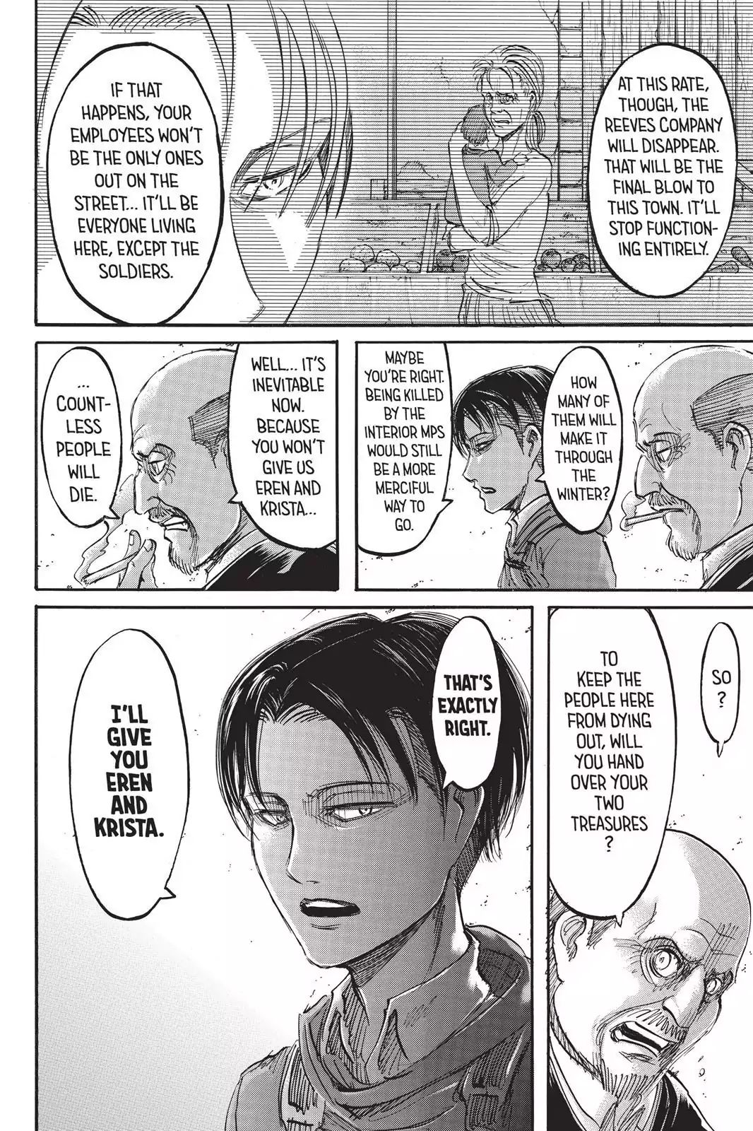 Attack on Titan Chapter 54  Online Free Manga Read Image 30